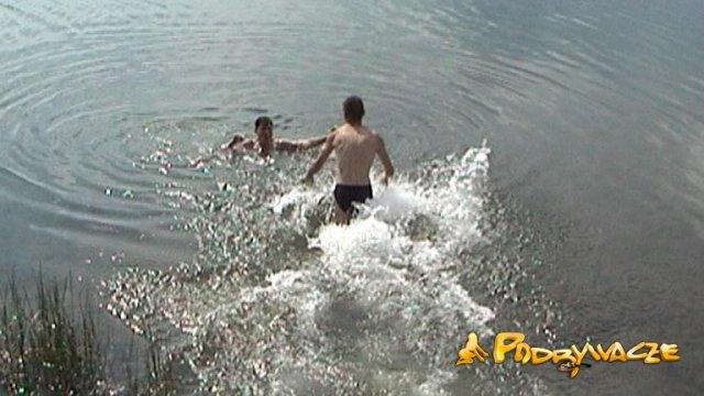 Orgia nad jeziorem