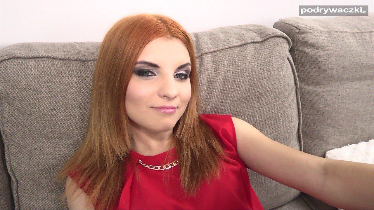 Podrywaczki online Polskie Porno : Nadia testuje Damiana